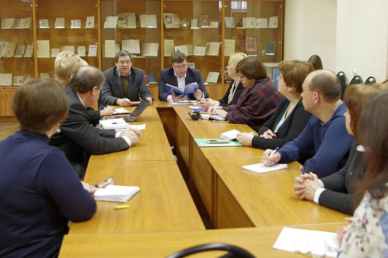 В ВГУ проходит ресертификационный аудит системы менеджмента качества