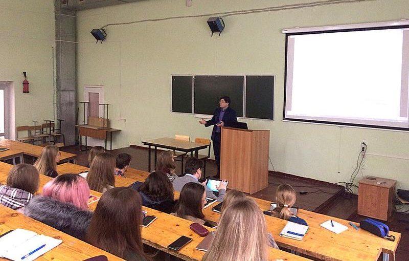 Студентов-экономистов ВГУ познакомили с понятием партисипаторного бюджетирования
