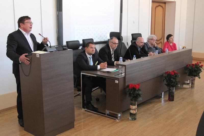 В ВГУ прошел международный экономический учетно-аналитический форум