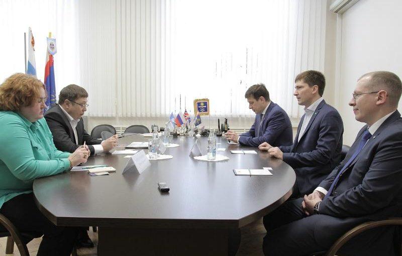 В ВГУ появится базовая кафедра ЦЧБ ПАО Сбербанк