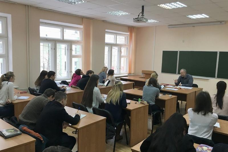 Актуальные исследования проблем теневой экономики для студентов ВГУ