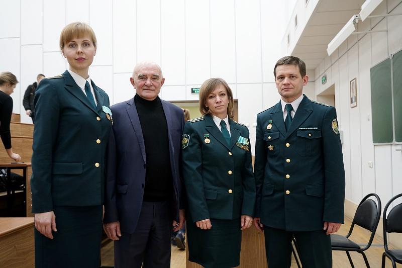 В ВГУ впервые прошла встреча представителей таможенных служб со студентами