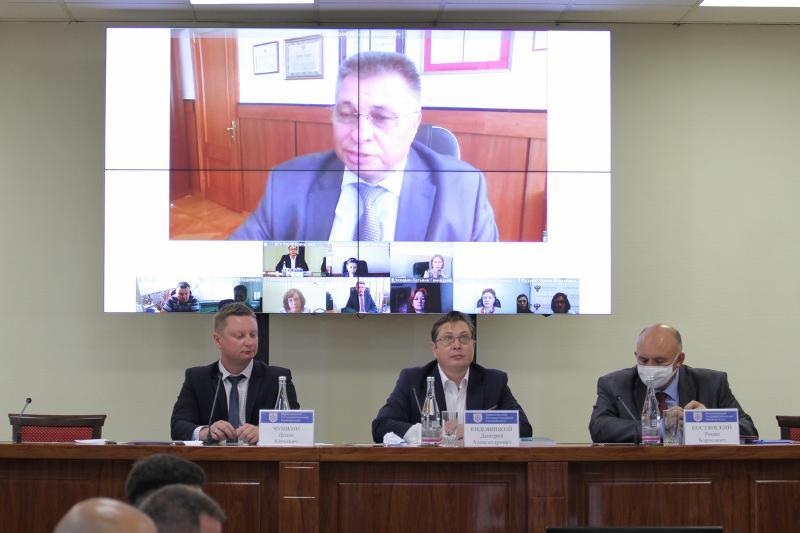 В ВГУ открылась Х Международная научно-практическая конференция ФАС