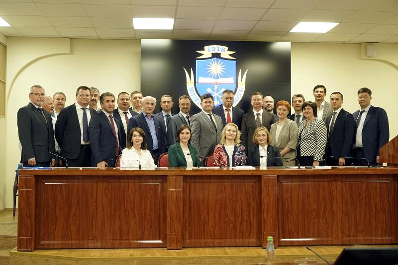 В ВГУ открылась Международная научно-практическая конференция ФАС